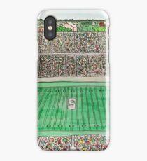 Spartan Stadium iPhone Case/Skin