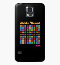 Adobe Crush! Case/Skin for Samsung Galaxy
