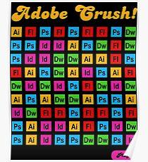 Adobe Crush! Poster