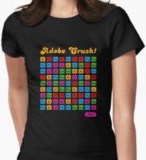 Adobe Crush! Women's Fitted T-Shirt