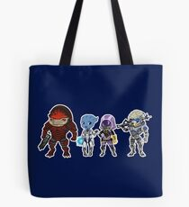 Mass Effect Crew Tote Bag