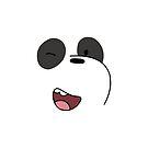 Panda - We Bare Bears  by Bumcchi