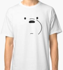 Polar Bear - We Bare Bears Classic T-Shirt
