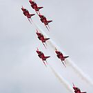 Red Arrows 2010 c by SWEEPER
