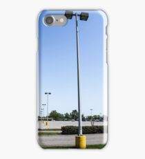 Lamppost Sentinels iPhone Case/Skin