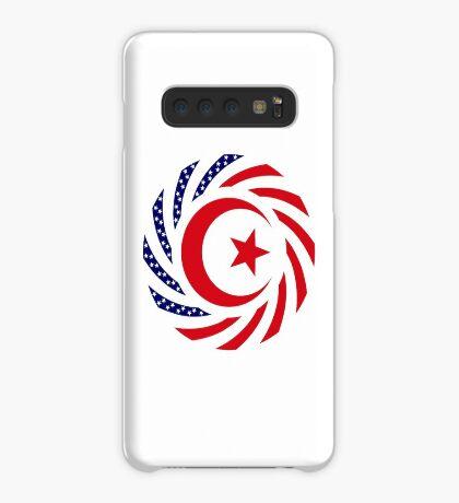 Muslim American Multinational Patriot Flag Series 1.0 Case/Skin for Samsung Galaxy
