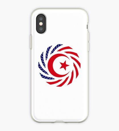 Muslim American Multinational Patriot Flag Series 1.0 iPhone Case