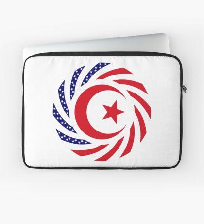 Muslim American Multinational Patriot Flag Series 1.0 Laptop Sleeve