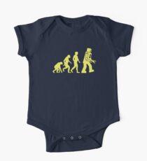 Sheldon Robot Evolution Kids Clothes