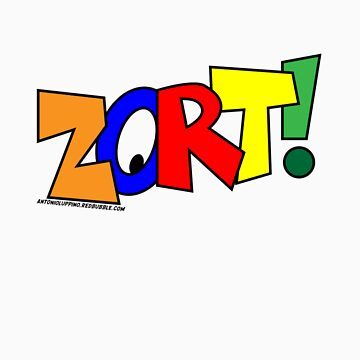 ZORT! by antonioluppino