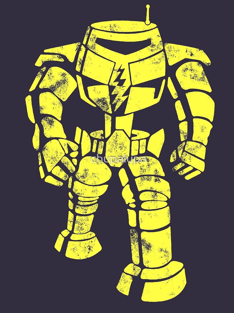 Sheldon Bot von chupalupa