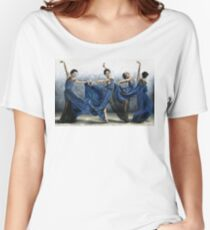 Sequential Dancer Women's Relaxed Fit T-Shirt