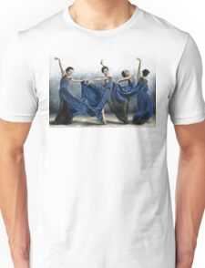 Sequential Dancer Unisex T-Shirt