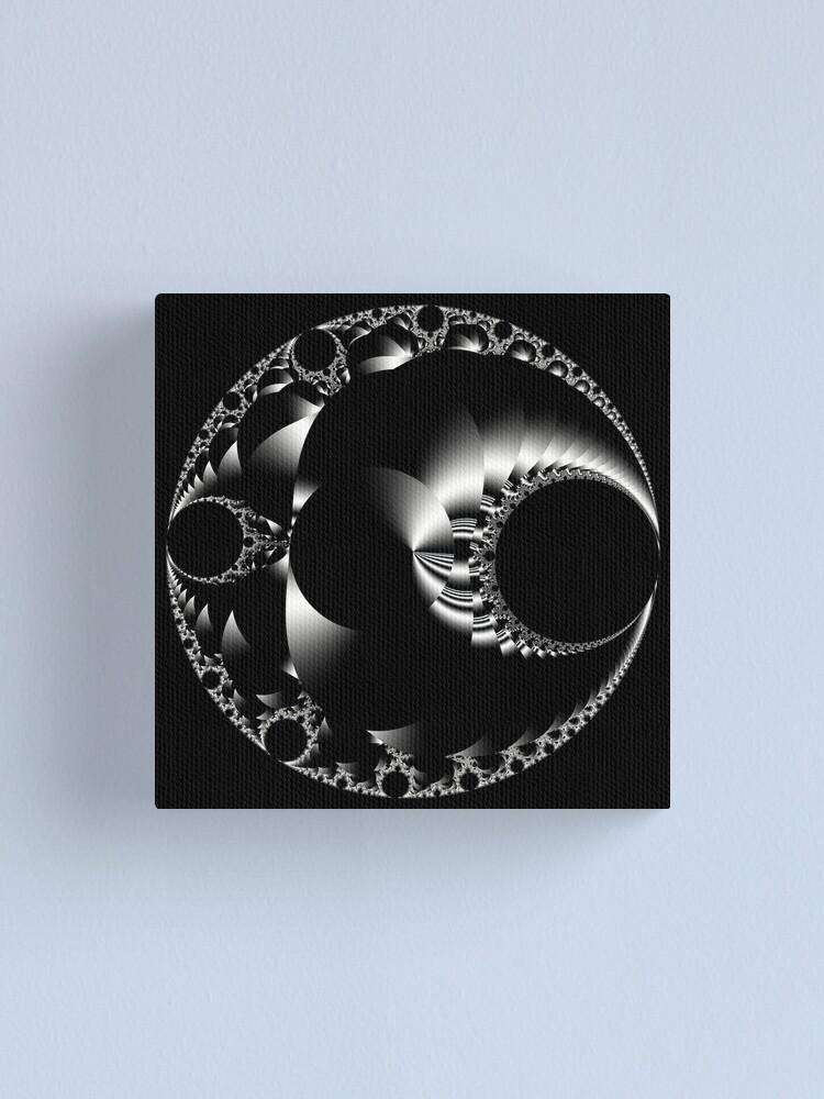 Alternate view of Mandelbrot 20190507-014 Canvas Print