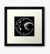 Mandelbrot 20190507-014 Framed Print