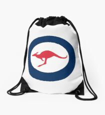Australia Drawstring Bag