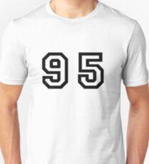 Number Ninety Five Unisex T-Shirt