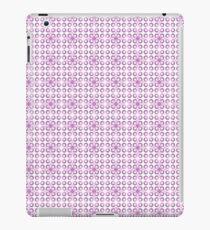 Purple seamless dots pattern  iPad Case/Skin