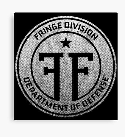 Fringe Division Canvas Print