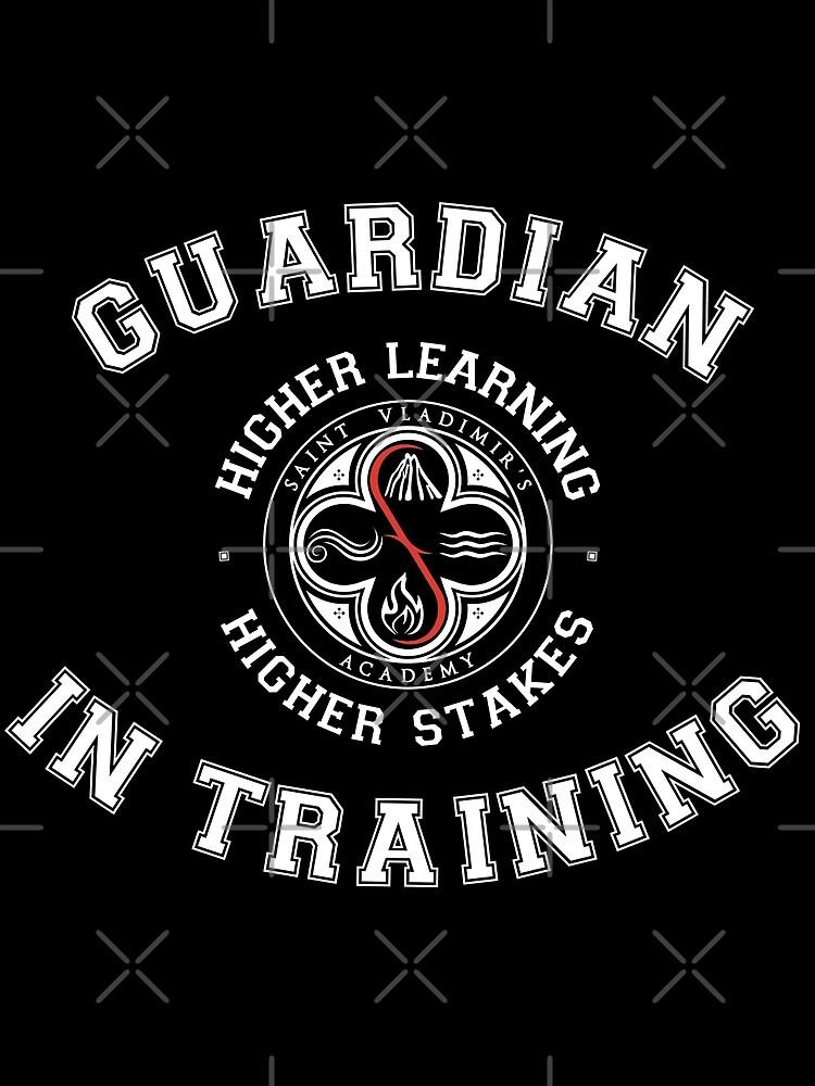 Vampir-Akademie - Wächter im Training von BadCatDesigns