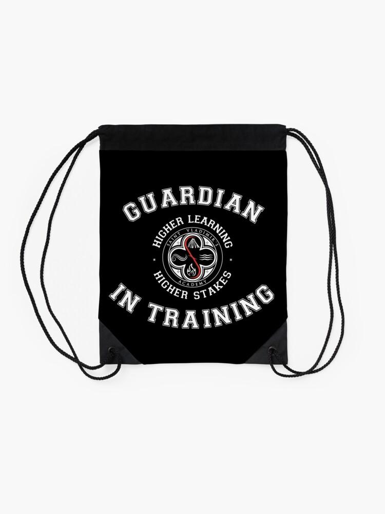 Alternative Ansicht von Vampir-Akademie - Wächter im Training Turnbeutel