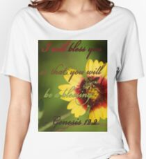 Bee a Blessing Women's Relaxed Fit T-Shirt