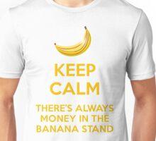 KEEP CALM BANANAS Unisex T-Shirt