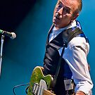 Francis Rossi Status Quo by Brian Tarr