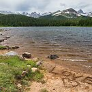 Love the Colorado Rocky Mountains by Bo Insogna