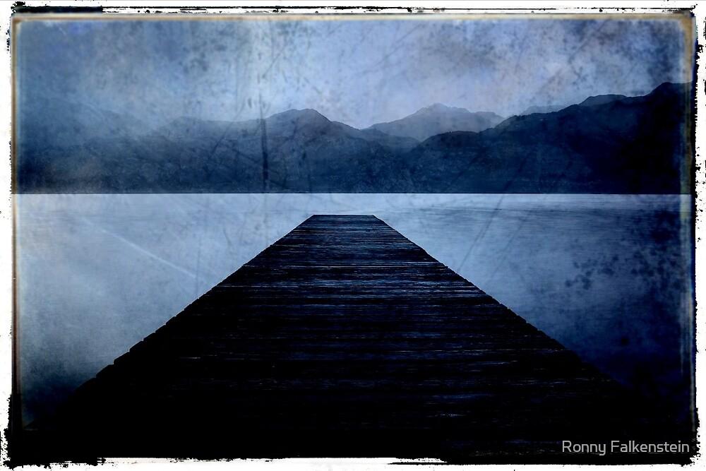 Lake Garda - Italy by Ronny Falkenstein