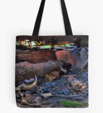 BBQ Inside - Blackbutt Nature Reserve Tote Bag