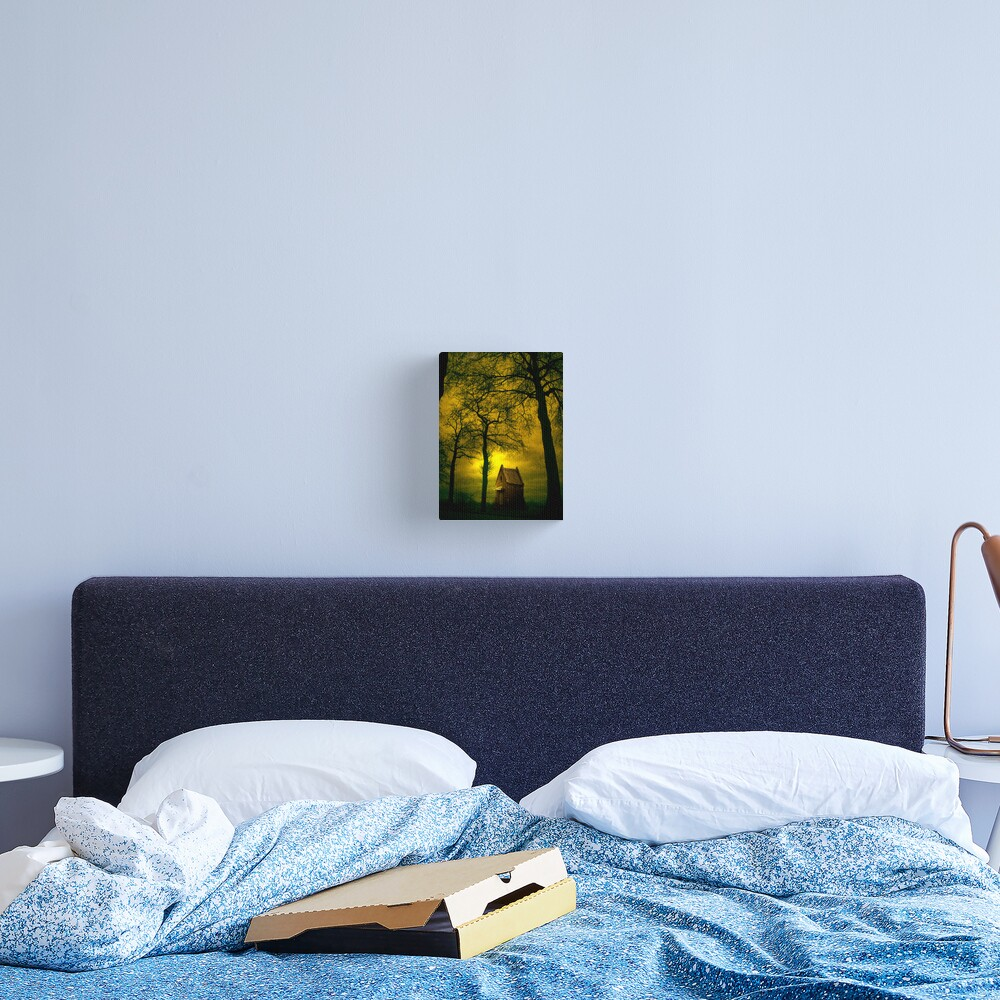 Fairytale 3 Canvas Print