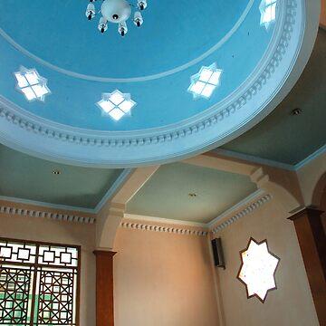 masjid lamp by bluemarine