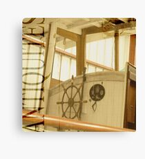 Old Boat Canvas Print