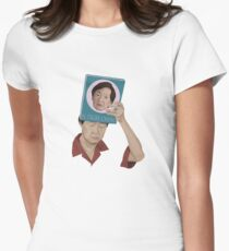 El tigre Chino Women's Fitted T-Shirt
