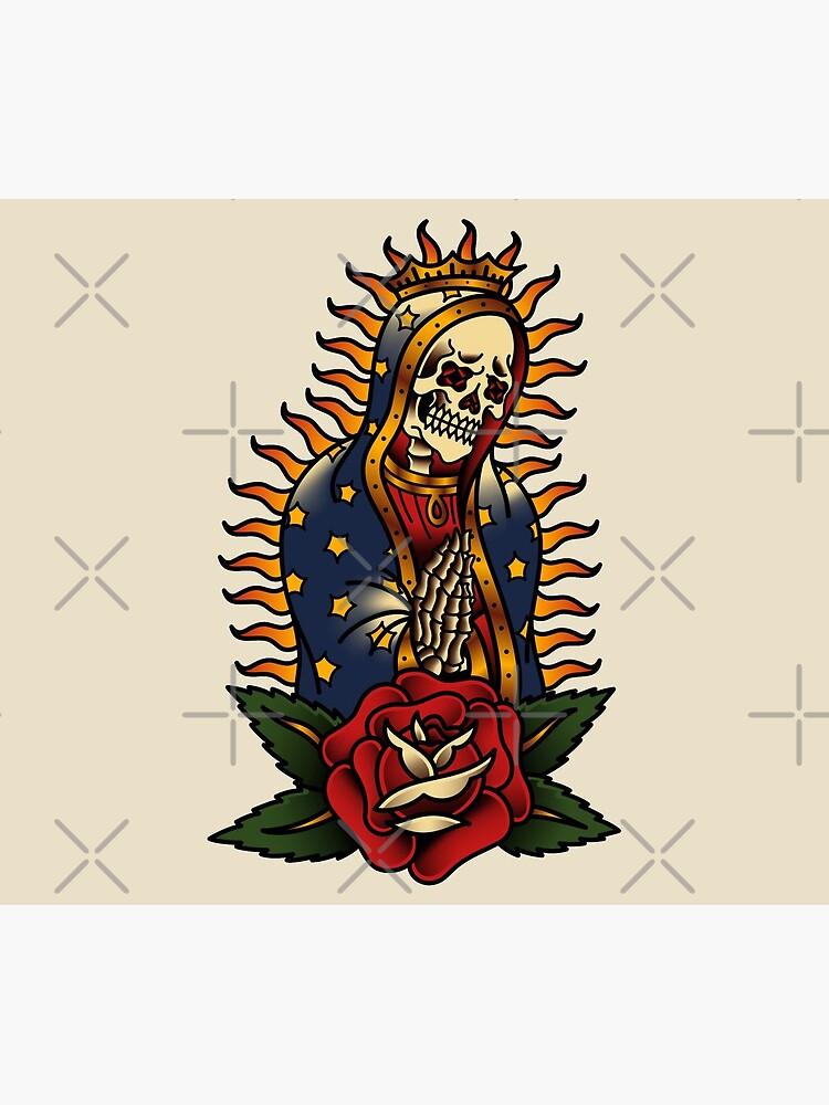Santa Muerte by salty-dog