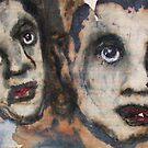 Faces - Bernard Lacoque by ArtLacoque