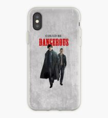 Could Be Dangerous iPhone Case
