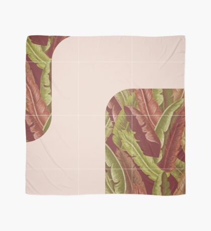 Mid-Century Tropical Style #redbubble #tropical Scarf