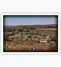 Moorestown Autumn Sticker
