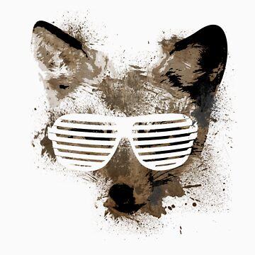 Shutter Fox by TEALfoxy