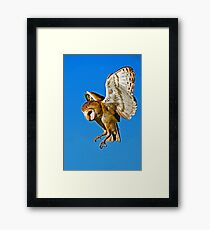 The kill Framed Print