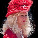 Lady in Red by John Weakly