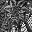 Chapter House, Wells Cathedral by ShroomIllusions
