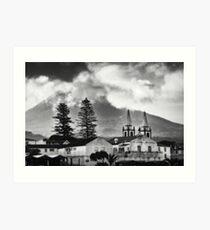 Azores Art Print
