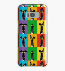 Greyhound Semaphore Case/Skin for Samsung Galaxy