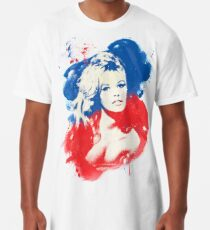 B. B. - Pop Art Fashion Icons Long T-Shirt