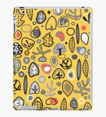 Fab fifties abstract design  iPad Case/Skin