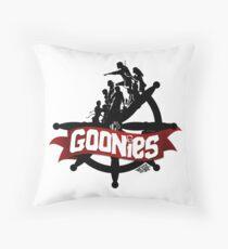 The Goonies - V2 Throw Pillow