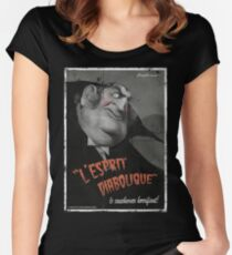 L'Esprit Diabolique Women's Fitted Scoop T-Shirt